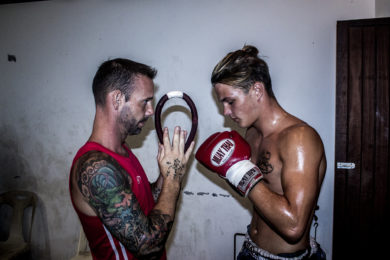 Lance Hedman Muay Thai